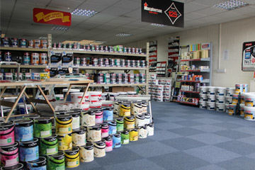johnstone 39 s and leyland paints designer paint store. Black Bedroom Furniture Sets. Home Design Ideas