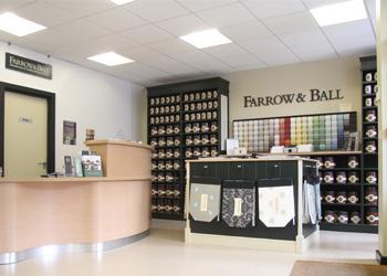 showrooms advice designer paint store. Black Bedroom Furniture Sets. Home Design Ideas