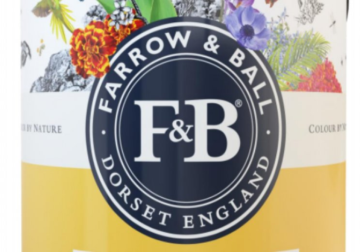 Farrow and Ball Natural History Museum Colours