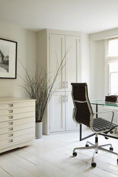 Farrow Ball New White 59 Casein Distemper Designer Paint Store