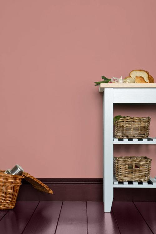 Farrow & Ball Cinder Rose No. 246 Estate Emulsion - Designer Paint Store