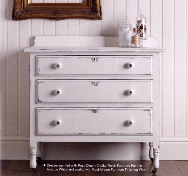 Rust Oleum Chalk Furniture Paint