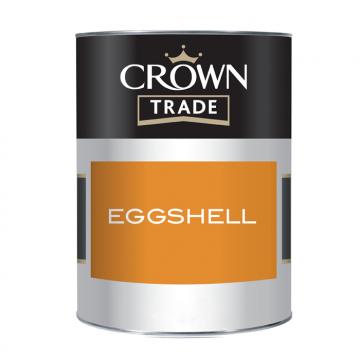 Crown Trade Oil Based Eggshell Designer Paint Store