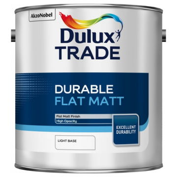 Dulux Trade Paint V Dulux Normal