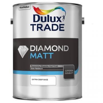 Dulux Trade Diamond Matt Designer Paint Store
