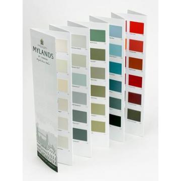 Mylands Paints Mylands Paints Colour Chart Designer Paint Store