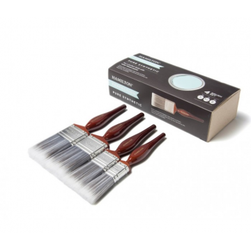 Perfection Synthetic Paint Brush Box Set (4pc)