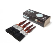 Perfection Pure Bristle Paint Brush Box Set (4pc)
