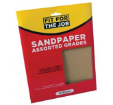 Fit For The Job - Assorted Sand Paper