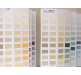 Paint and Paper Library Colour Chart