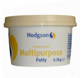 Hodgson Putty - Brown and Natural