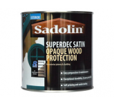 Superdec Satin - Opaque Wood Protection